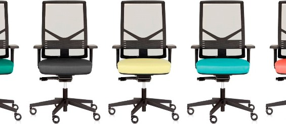 fice Chairs Mesh Chairs Gregory EOS Chair